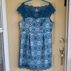 NWT Liza Luxe dress XXL